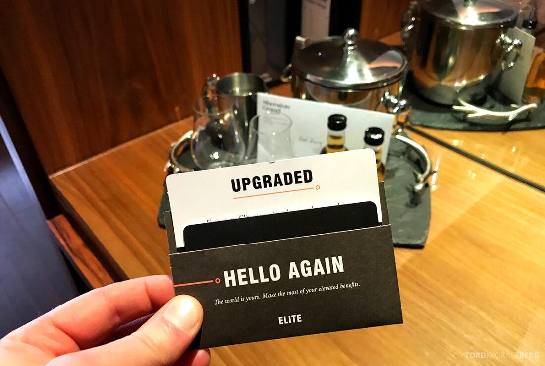 Sheraton Grand Hotel & Spa Edinburgh oppgradert