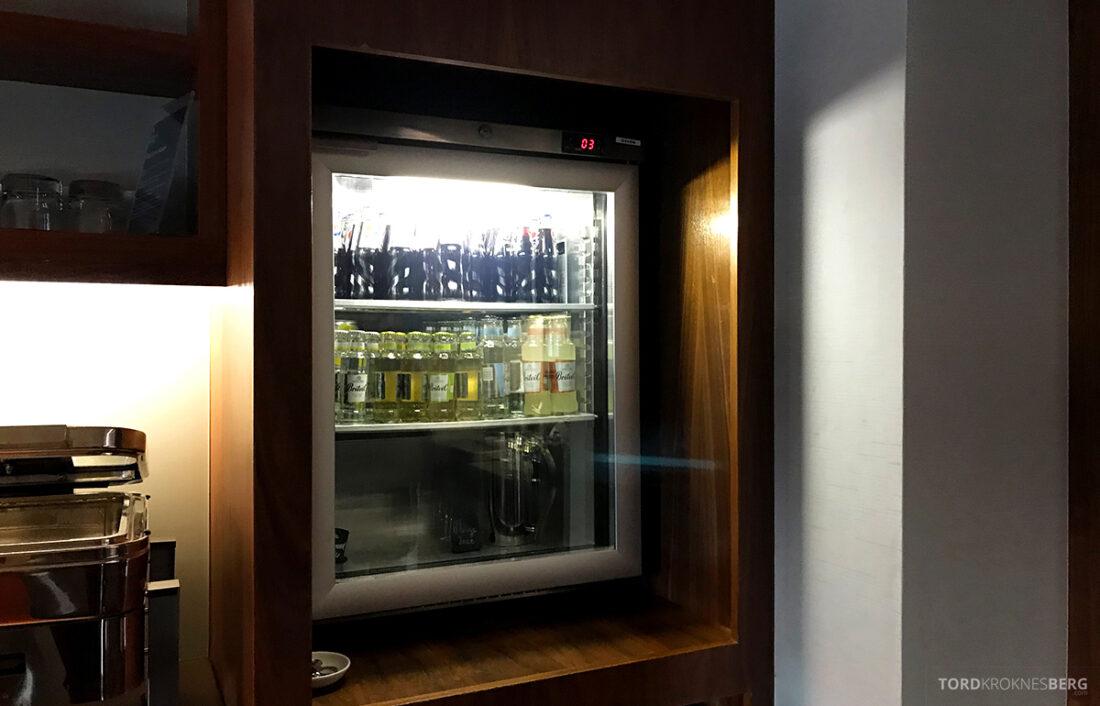 Sheraton Grand Hotel & Spa Edinburgh Club Lounge brus