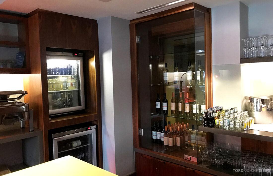 Sheraton Grand Hotel & Spa Edinburgh Club Lounge drikke