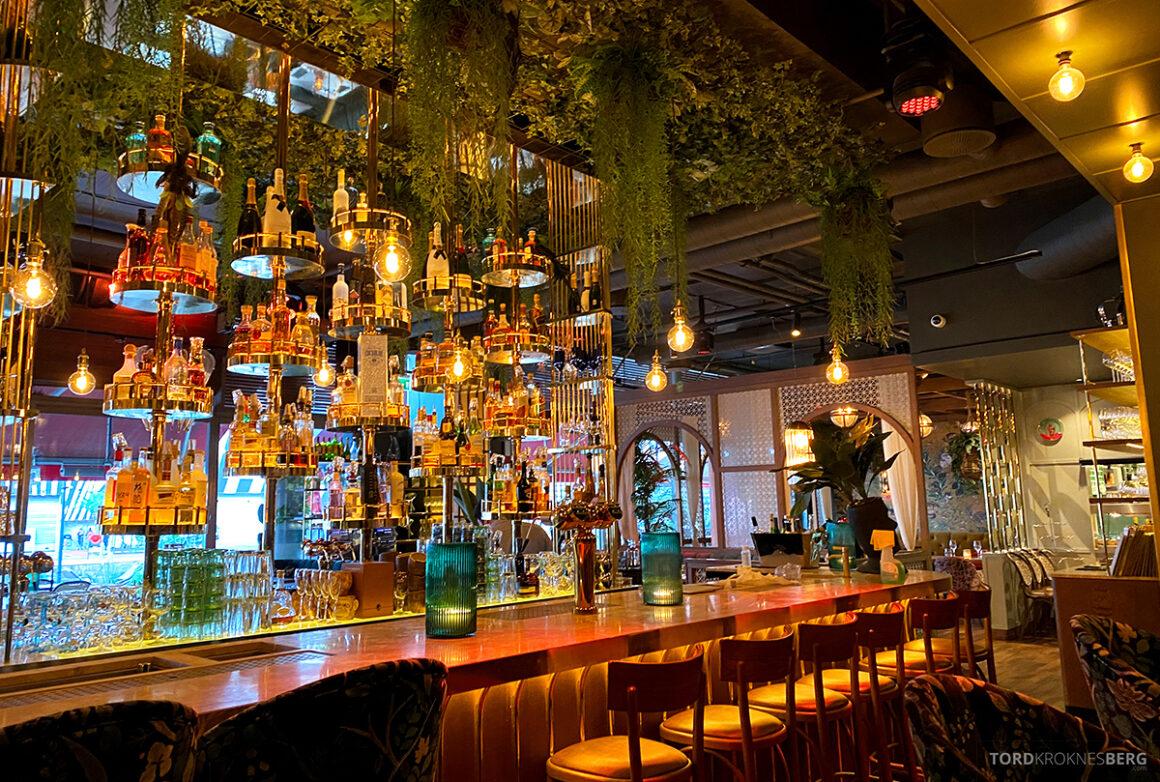 Amazonia Bar Tjuvholmen Oslo bar