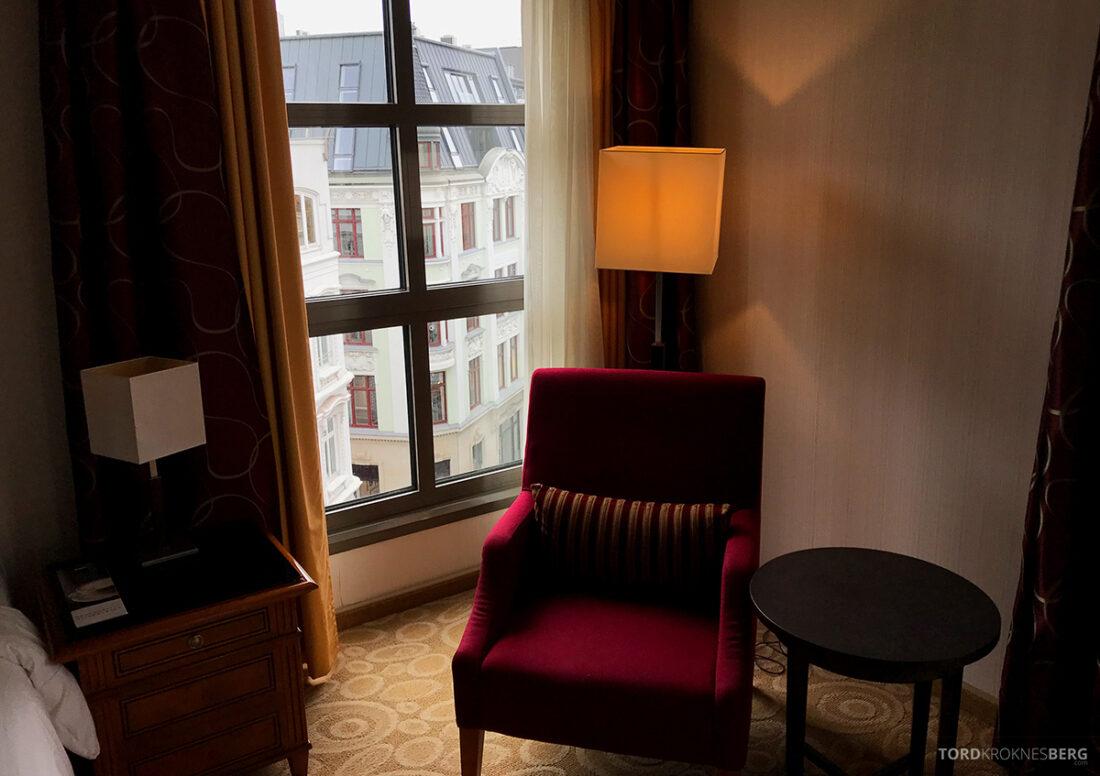 Marriott Hamburg Hotel lesekrok