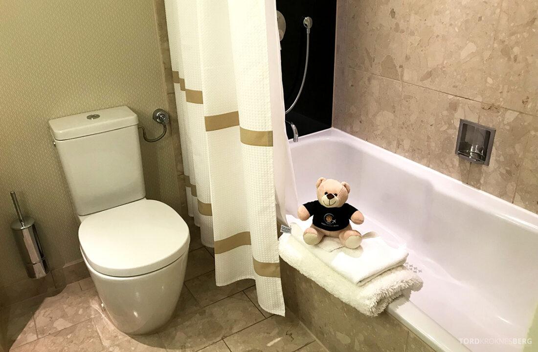 Marriott Hamburg Hotel badekar
