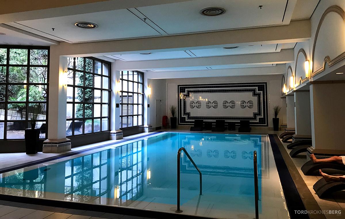 Marriott Hamburg Hotel basseng