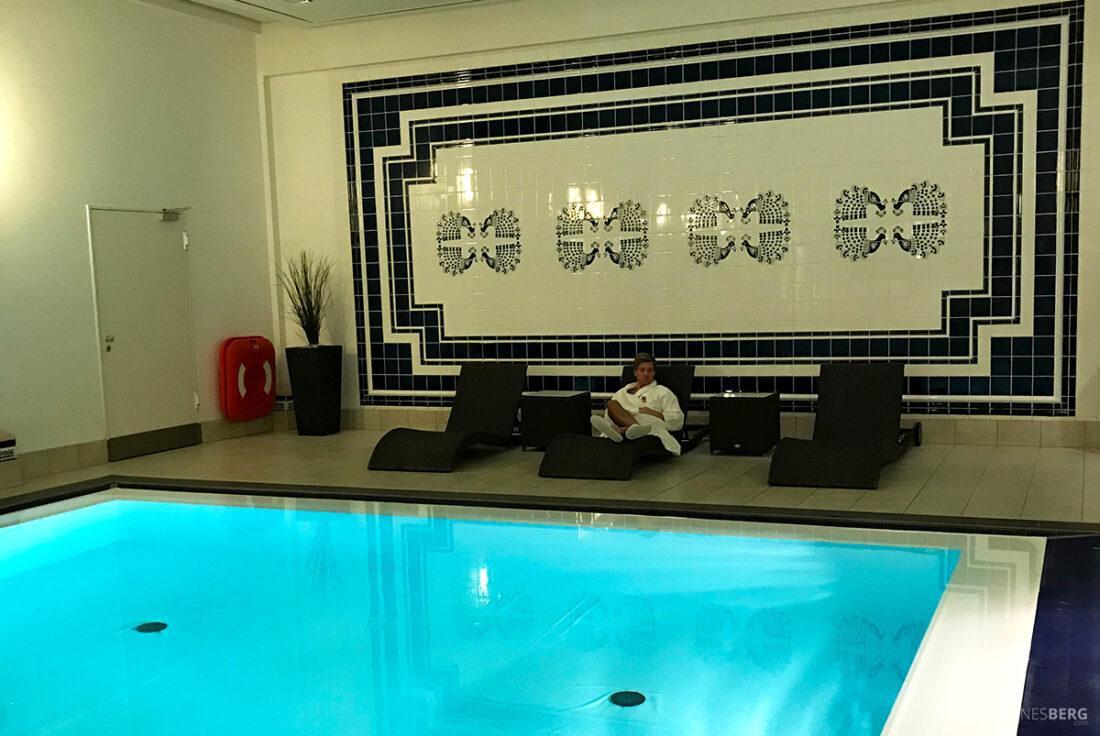 Marriott Hamburg Hotel Tord Kroknes Berg basseng