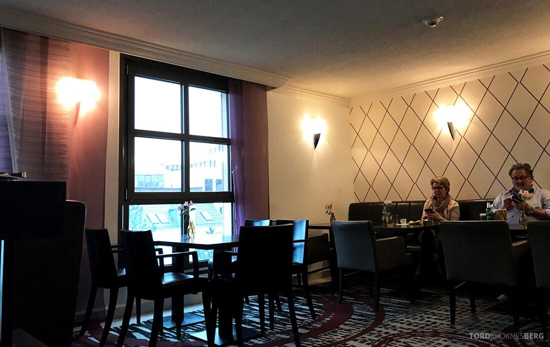 Marriott Hamburg Hotel Executive Lounge lokale