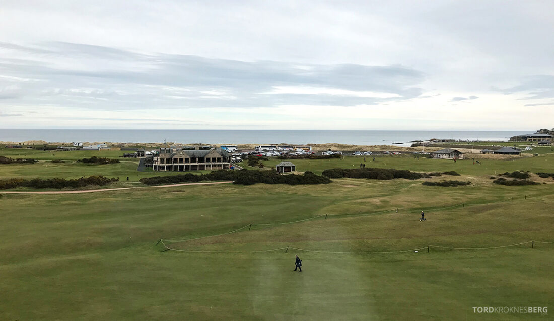 Old Course Hotel St. Andrews Scotland golfbane