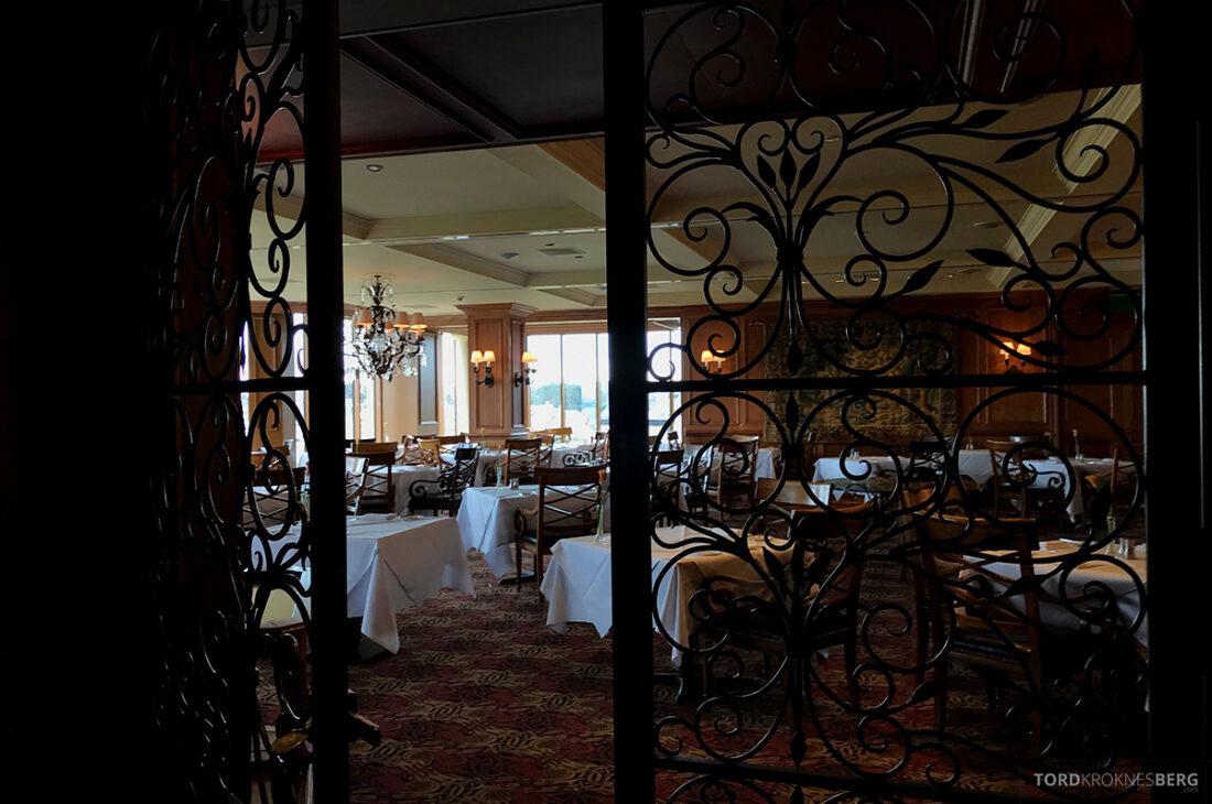 Old Course Hotel St. Andrews Scotland restaurant