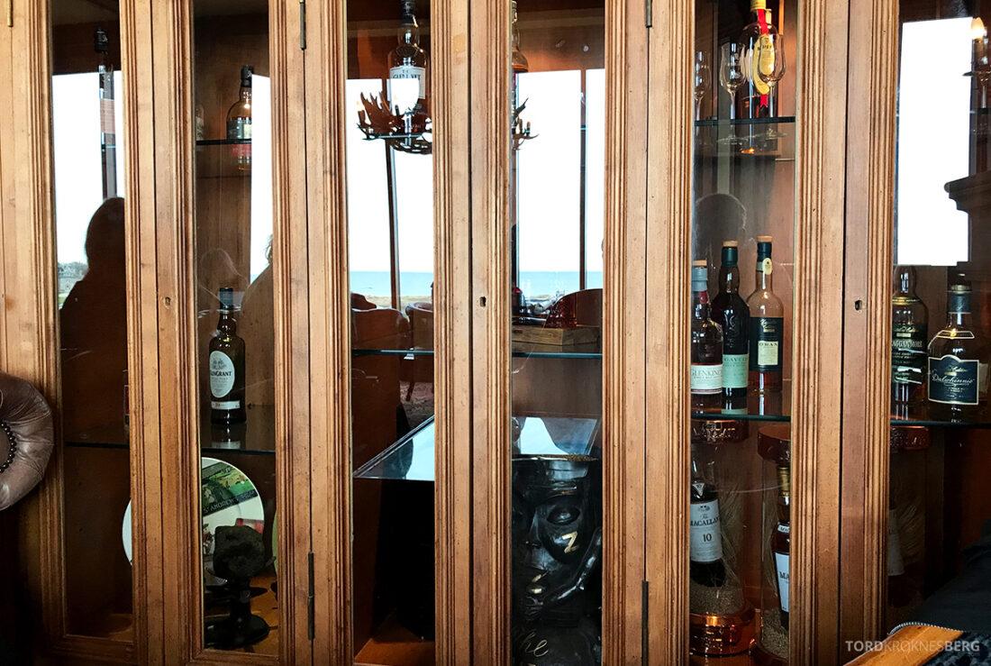 Old Course Hotel St. Andrews Scotland barskap