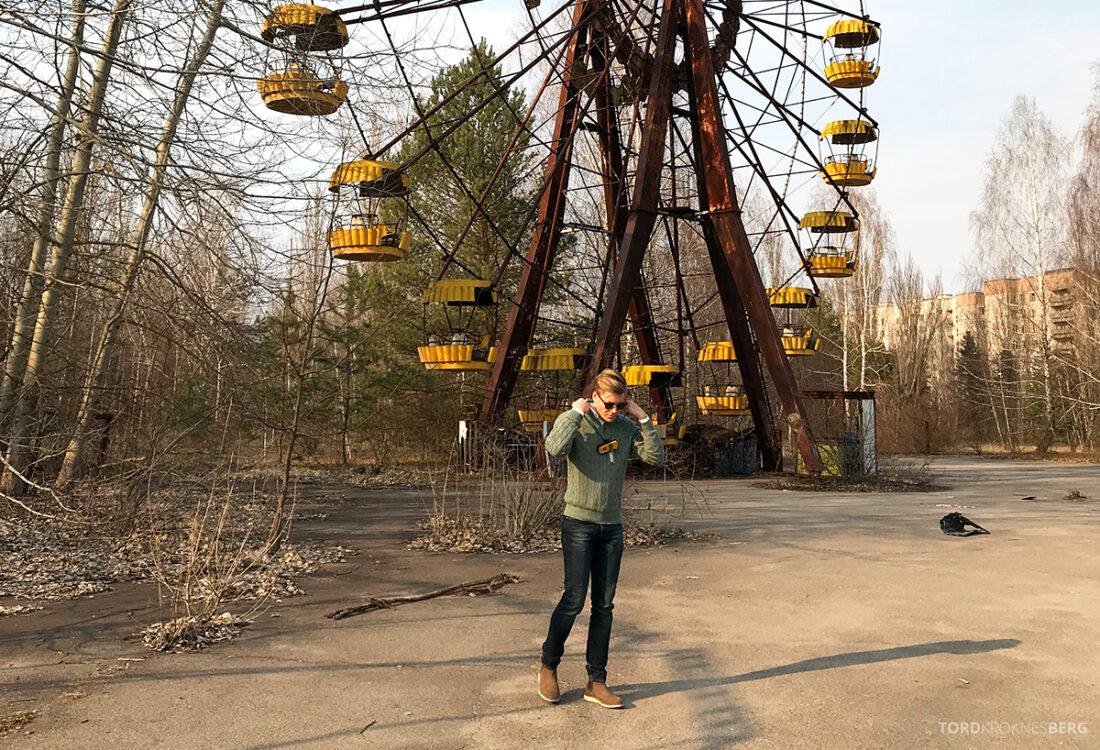 Chernobyl Pripyat Tour Tord Kroknes Berg pariserhjul