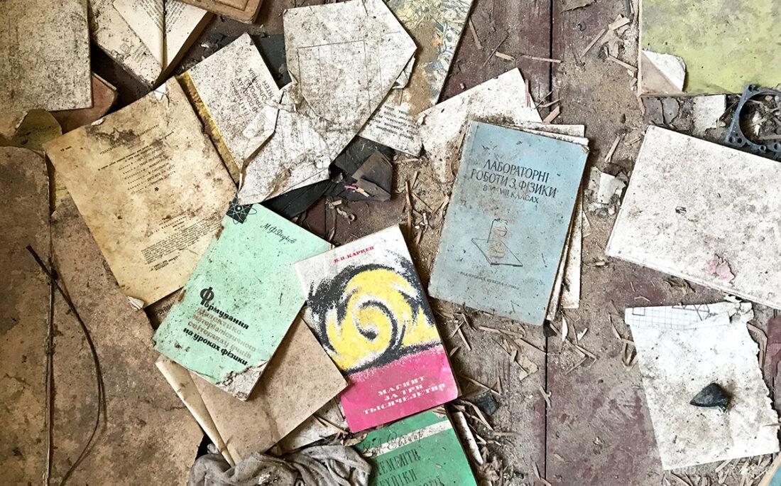 Chernobyl Pripyat Tour bøker