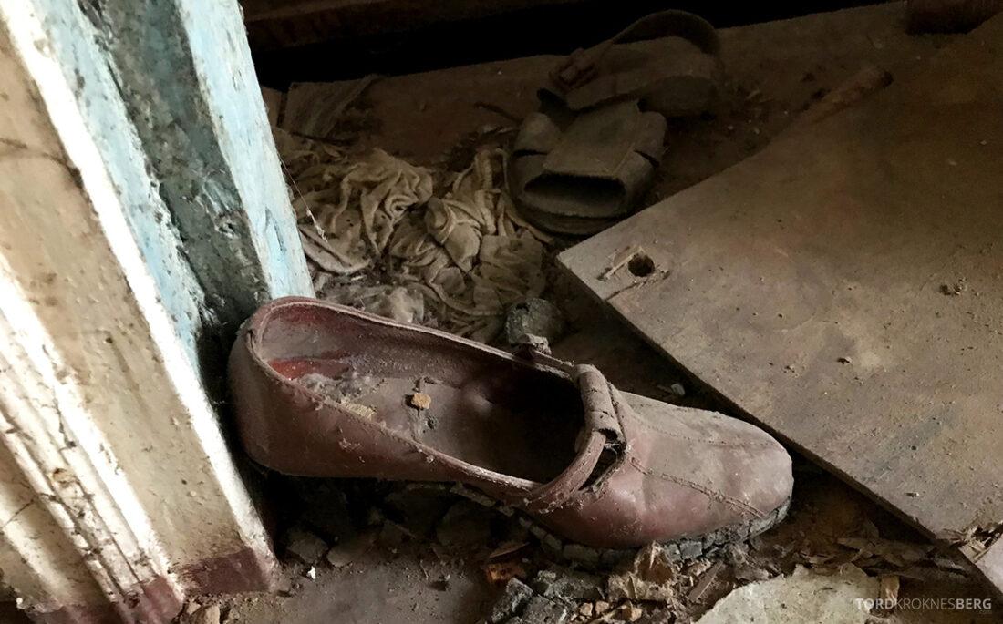 Chernobyl Pripyat Tour sko