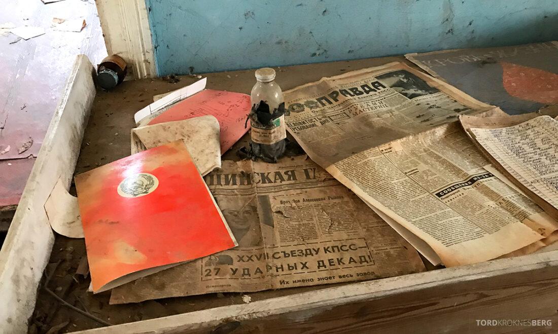 Chernobyl Pripyat Tour aviser