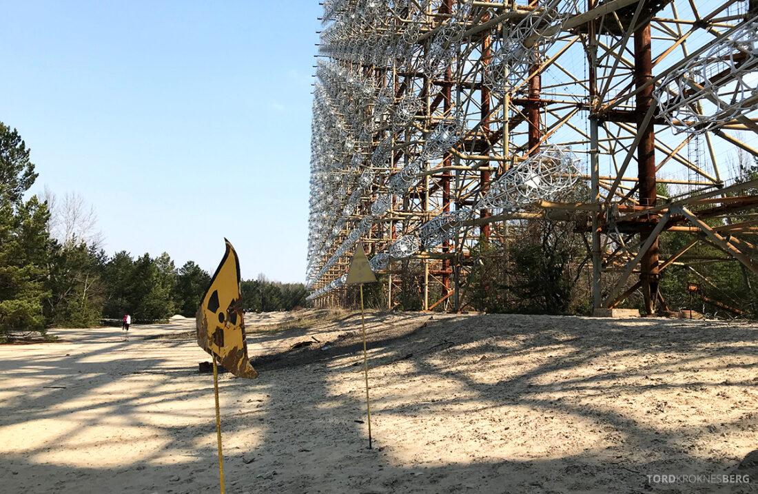 Chernobyl Pripyat Tour antenne