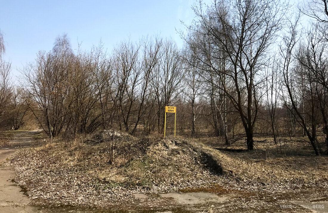 Chernobyl Pripyat Tour høy stråling