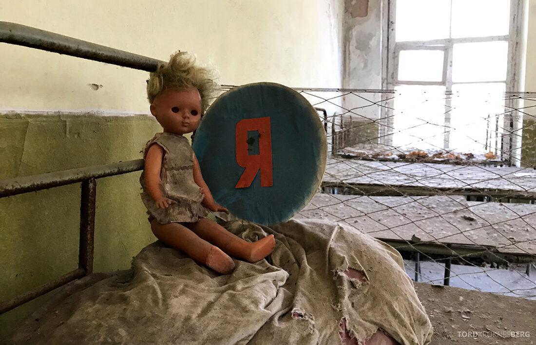 Chernobyl Pripyat Tour dukke barnehave