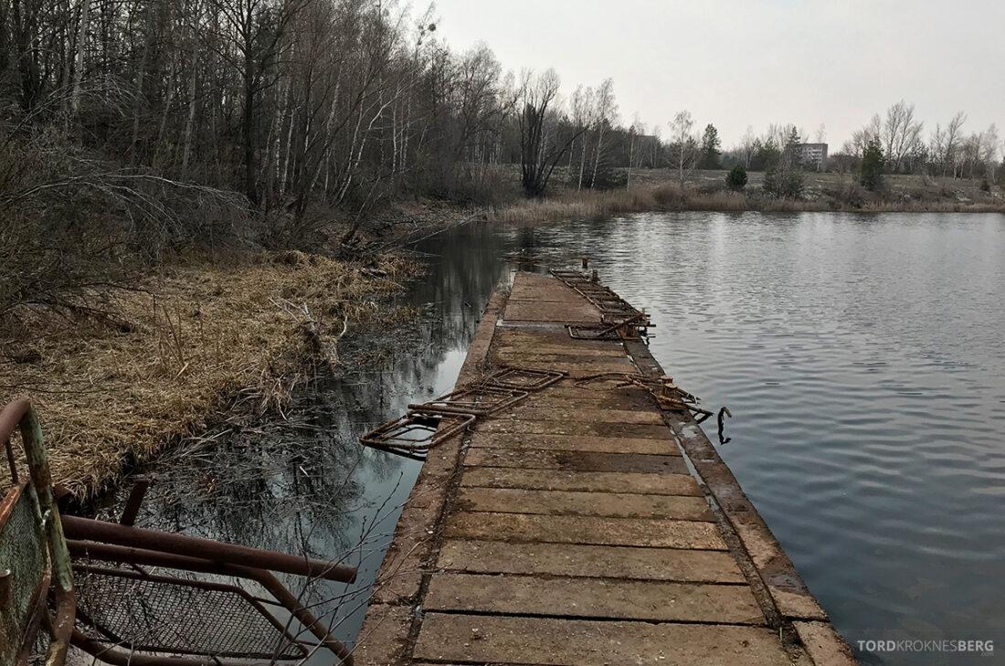 Chernobyl Pripyat Tour brygge