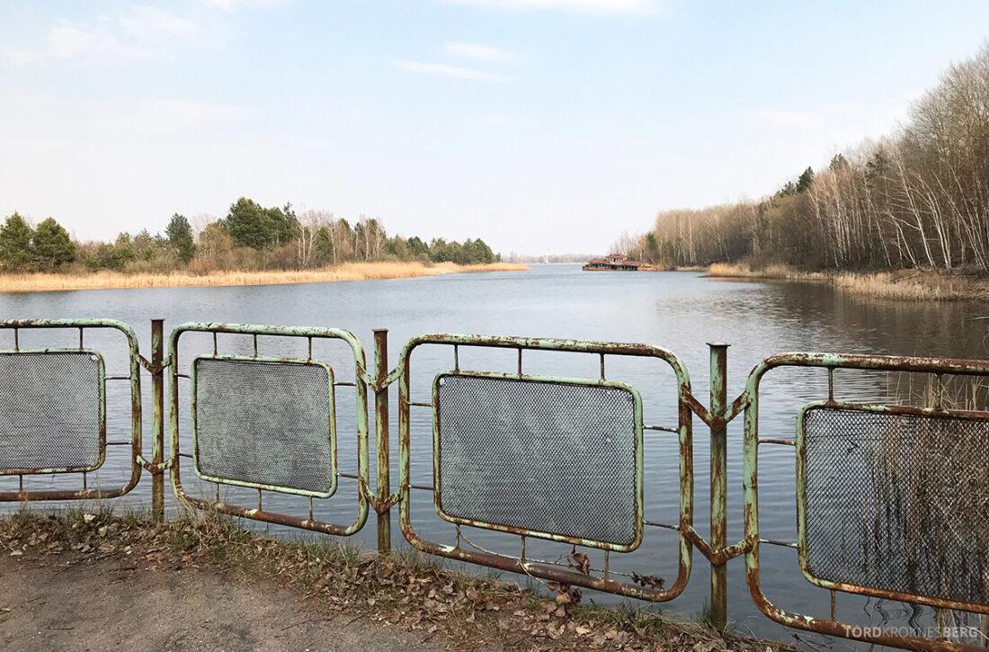 Chernobyl Pripyat Tour innsjø