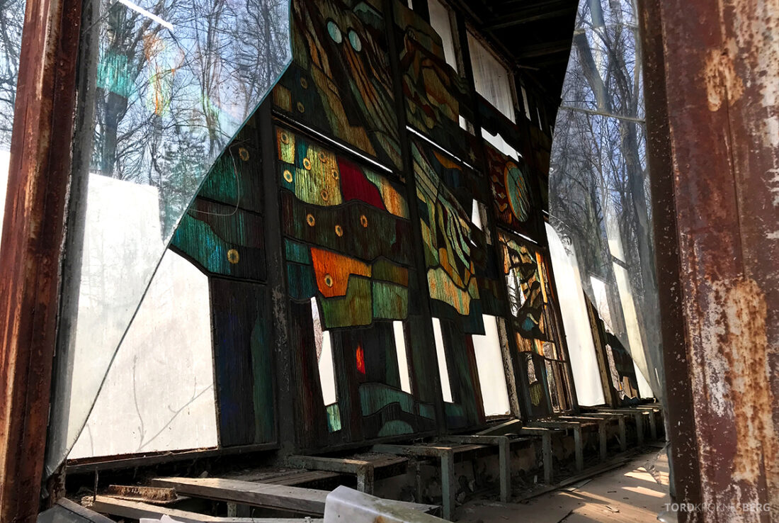 Chernobyl Pripyat Tour restaurant detaljer
