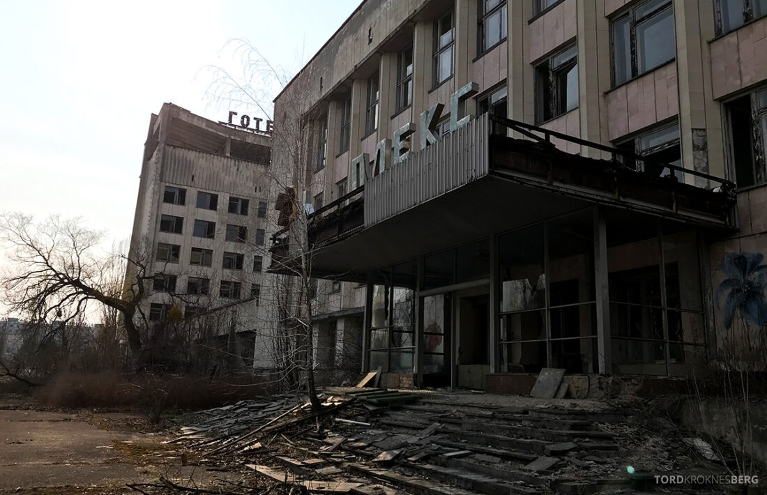 Chernobyl Pripyat Tour rådhus