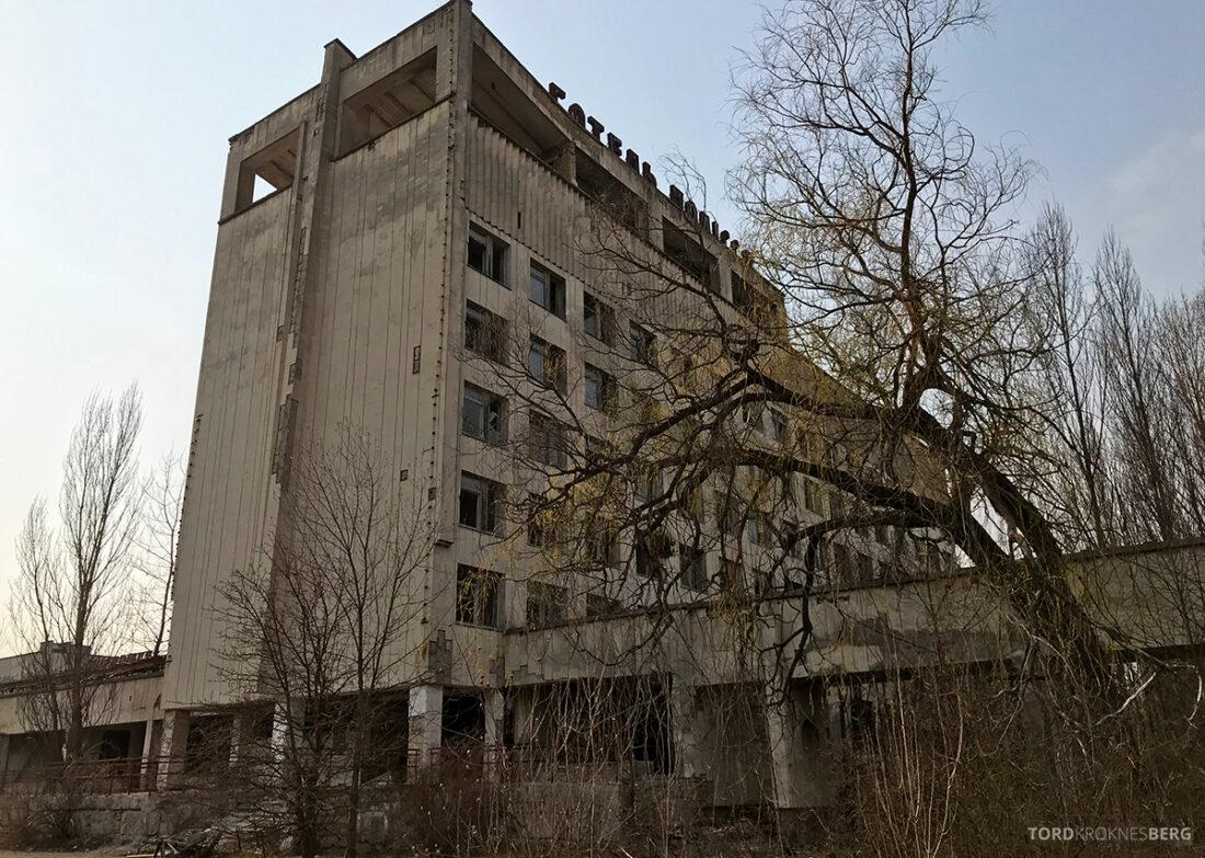 Chernobyl Pripyat Tour hotell