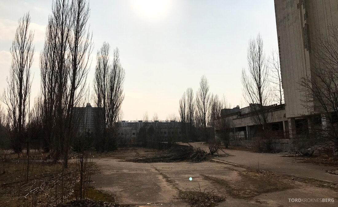 Chernobyl Pripyat Tour øde