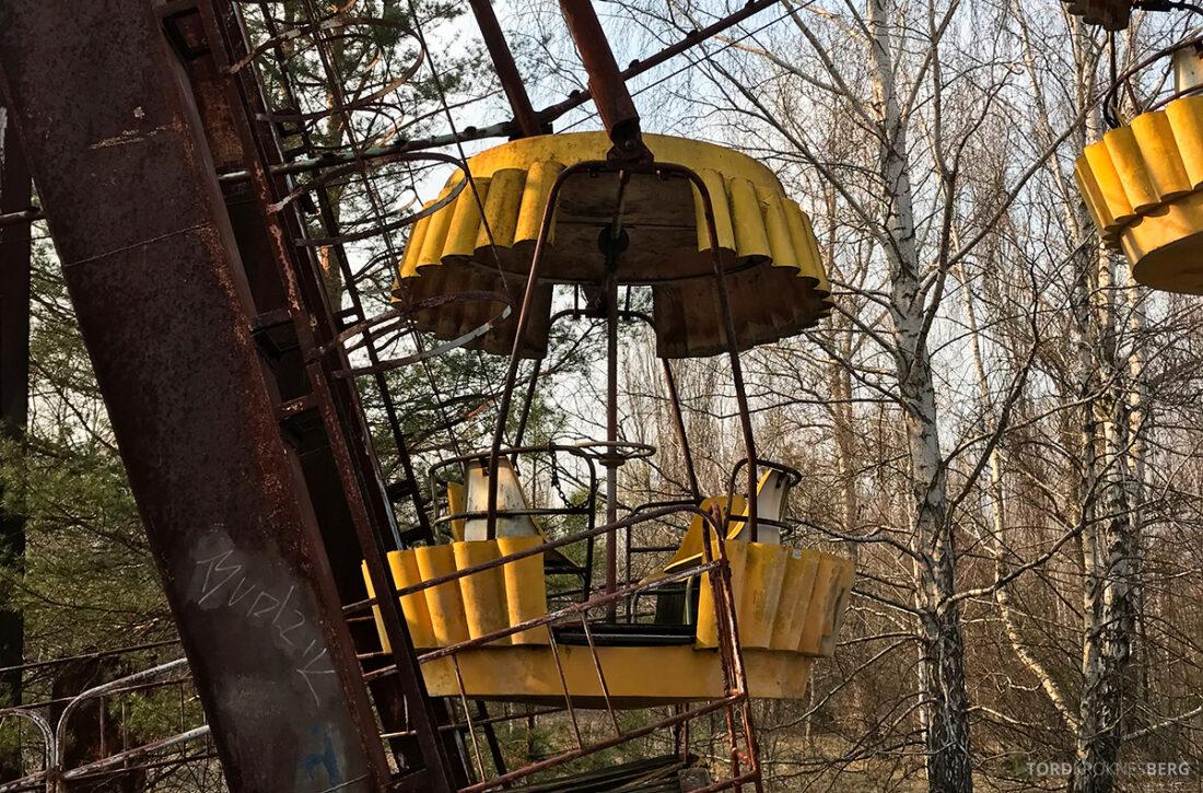 Chernobyl Pripyat Tour pariserhjul