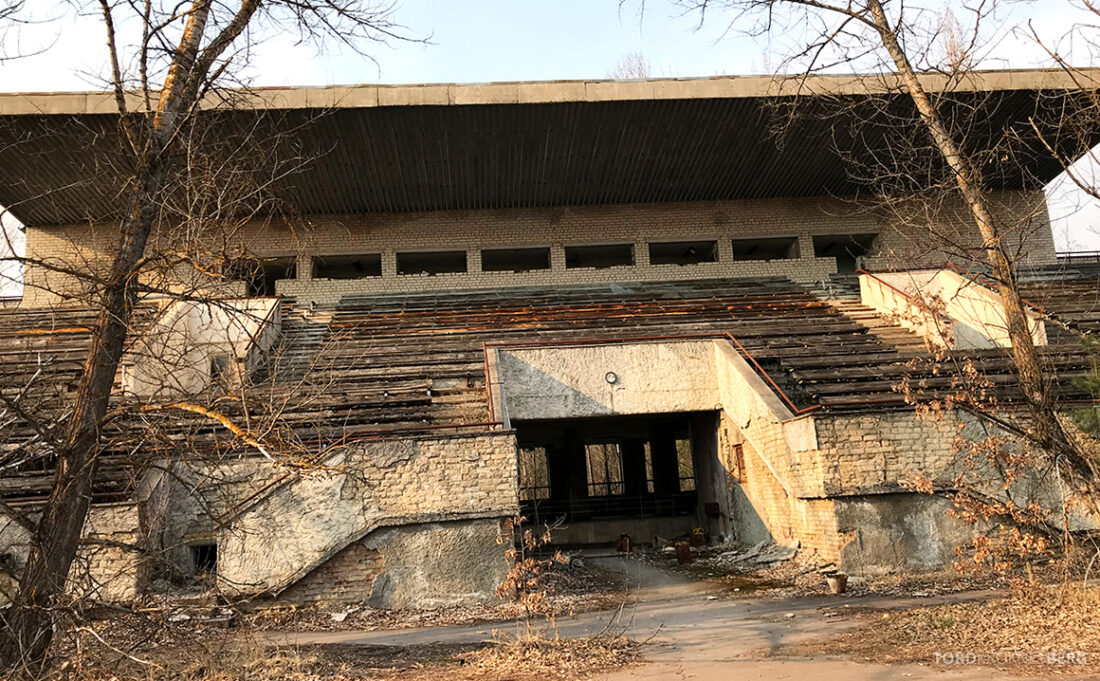 Chernobyl Pripyat Tour stadion
