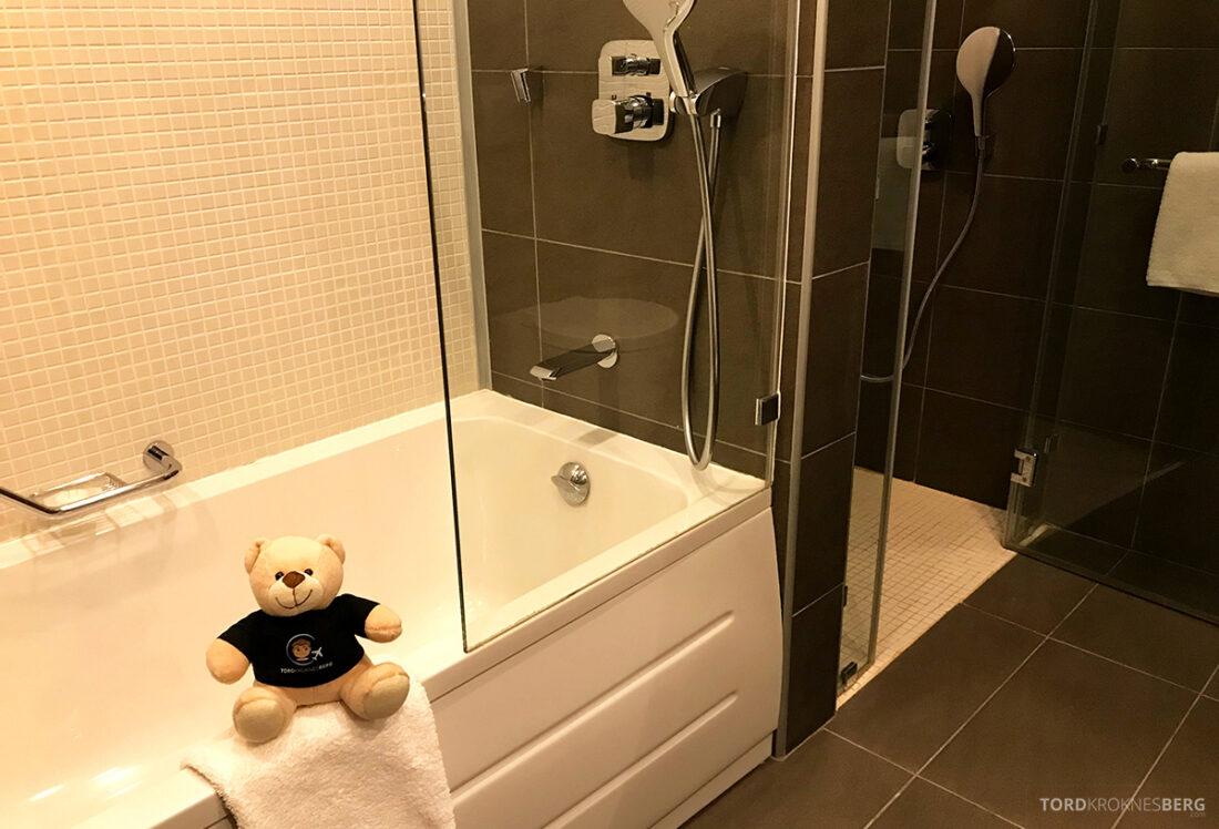 Radisson Blu Hotel Kyiv Podil badekar