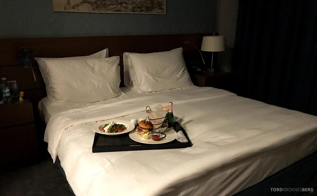 Radisson Blu Hotel Kyiv Podil room service