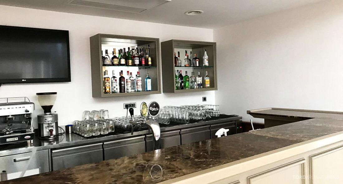 Radisson Blu Hotel Kyiv Podil bar