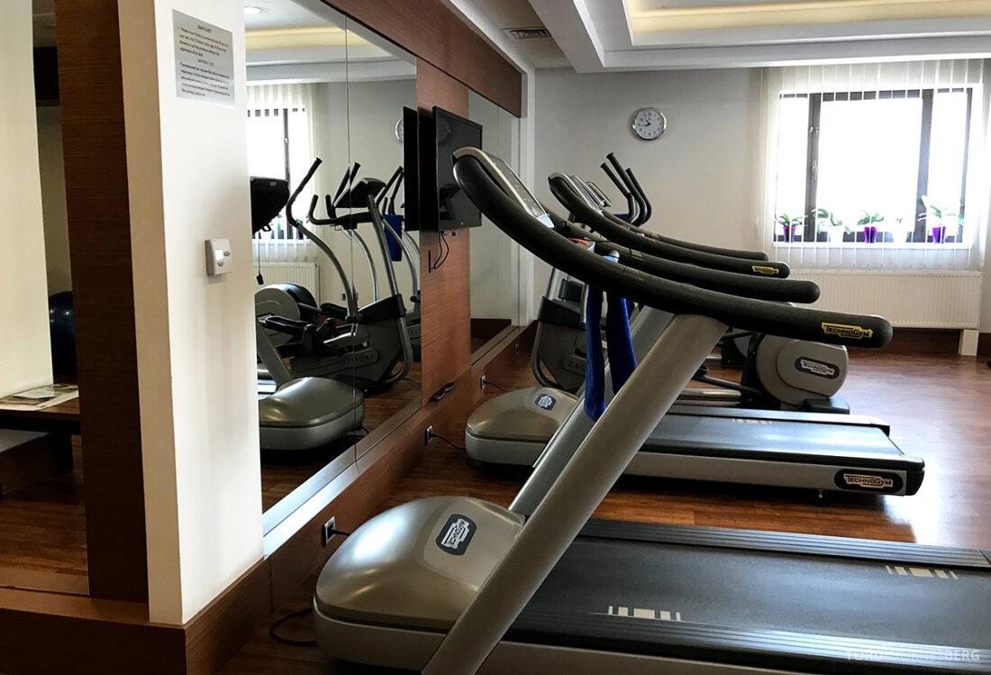 Radisson Blu Hotel Kyiv Podil tredemøller