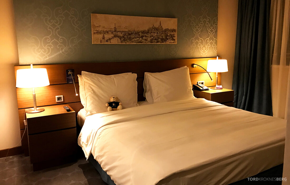 Radisson Blu Hotel Kyiv Podil seng