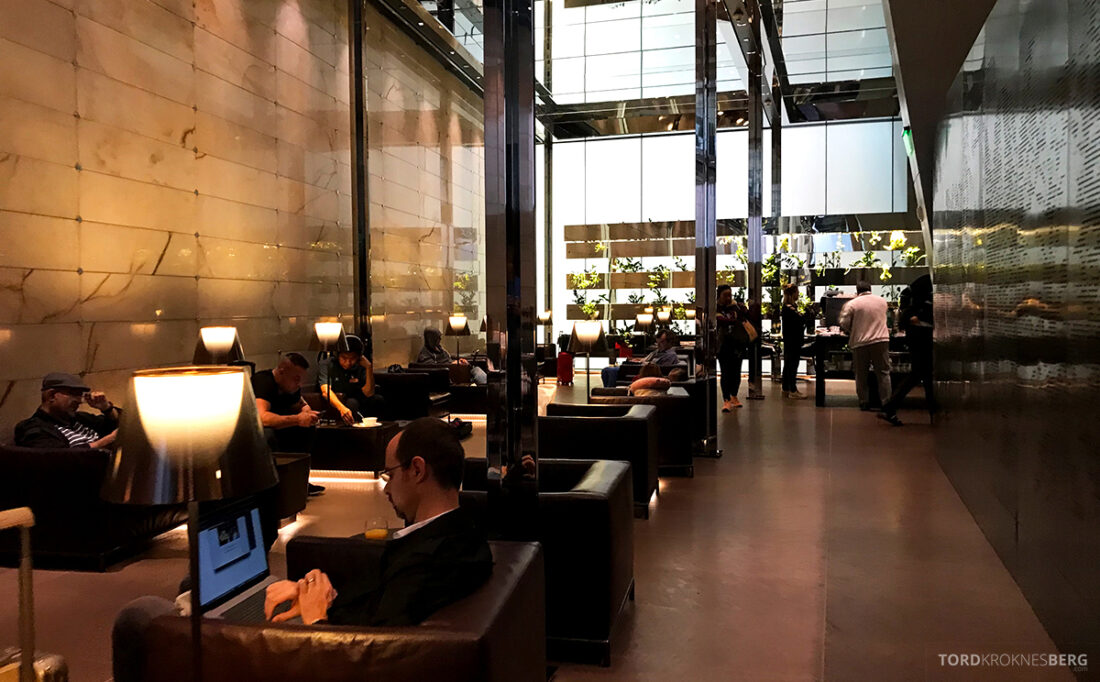 One World First Class Lounge Doha Qatar lokale