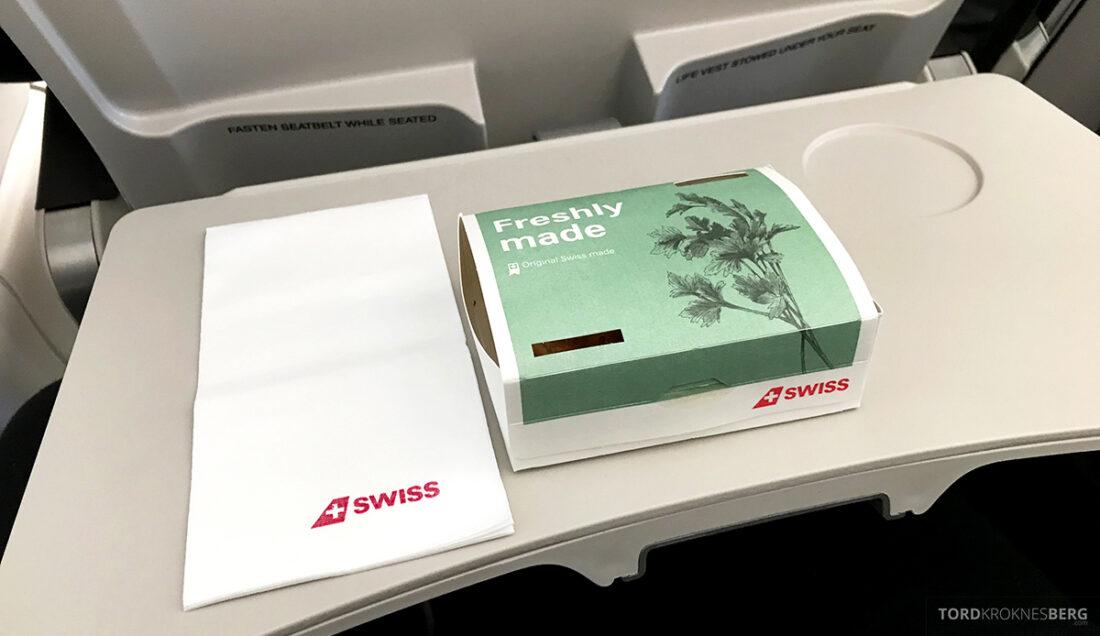 SWISS Economy Class Kiev Zürich Oslo ostepai