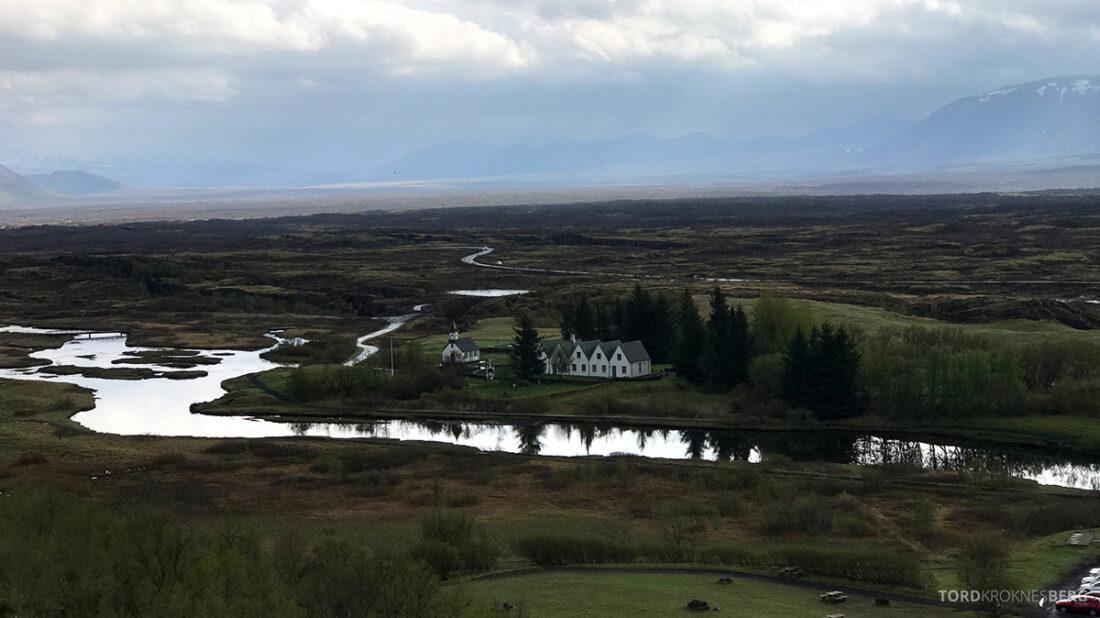 Golden Circle Tour Island Þingvellir nasjonalpark