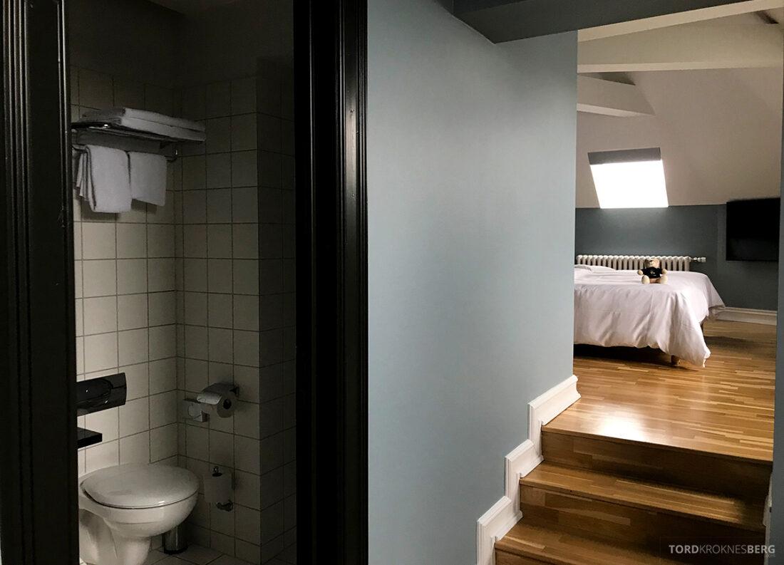 Radisson Blu 1919 Hotel Reykjavik bad og seng