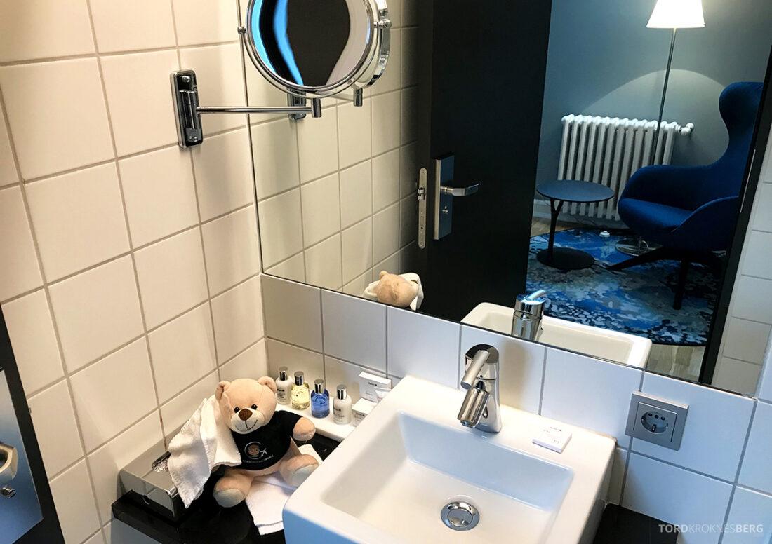 Radisson Blu 1919 Hotel Reykjavik bad servant