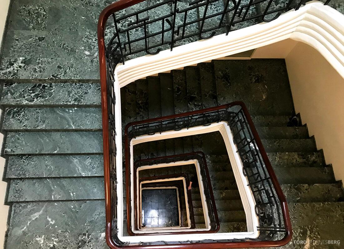 Radisson Blu 1919 Hotel Reykjavik trapp