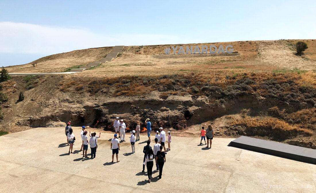 Gobustan Asteshgah Yanardag Tour Baku turister