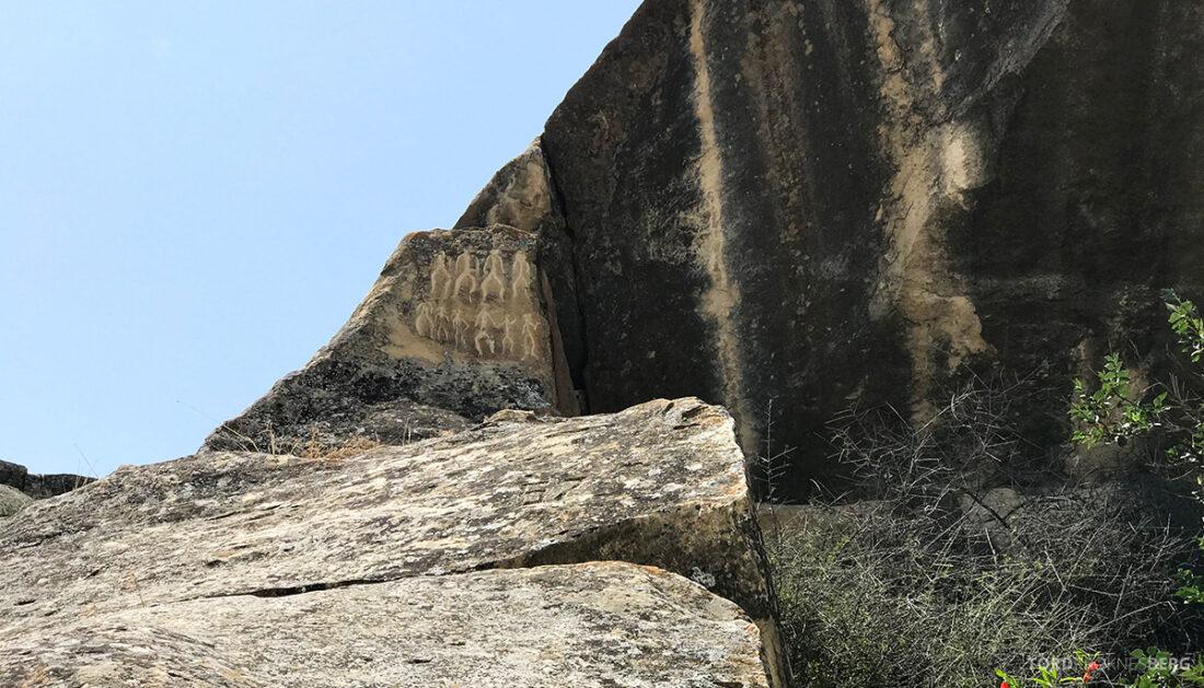 Gobustan Asteshgah Yanardag Tour Baku helleristninger
