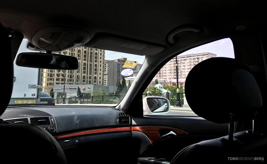 JW Marriott Absheron Hotel Baku drosje