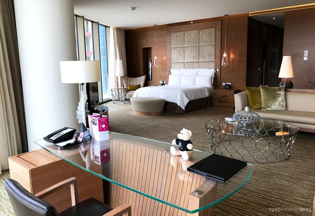 JW Marriott Absheron Hotel Baku oversikt suite