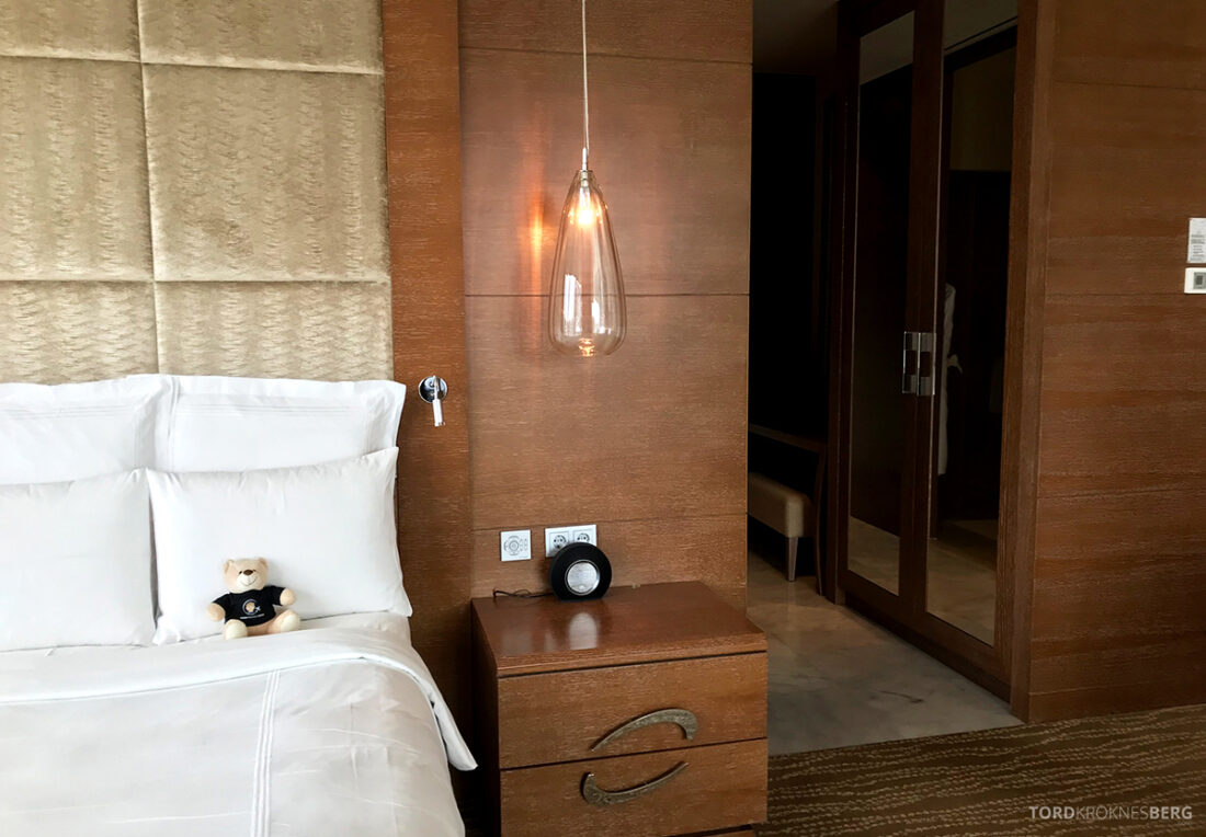 JW Marriott Absheron Hotel Baku seng mot bad