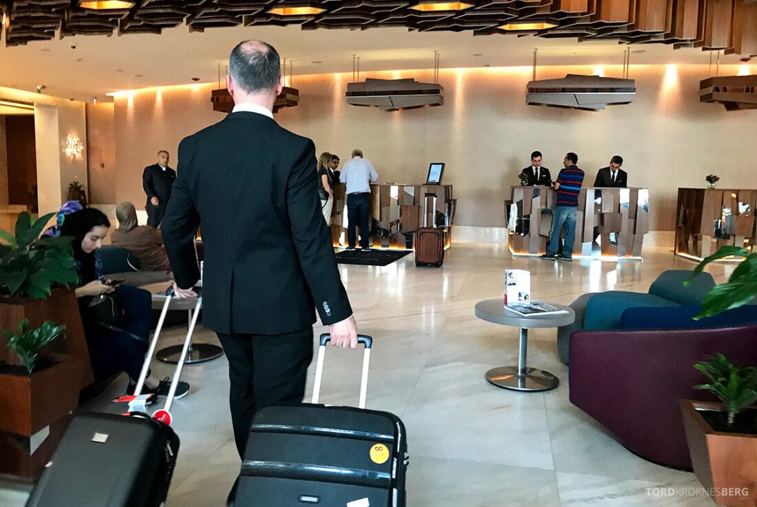 JW Marriott Absheron Hotel Baku pikkolo