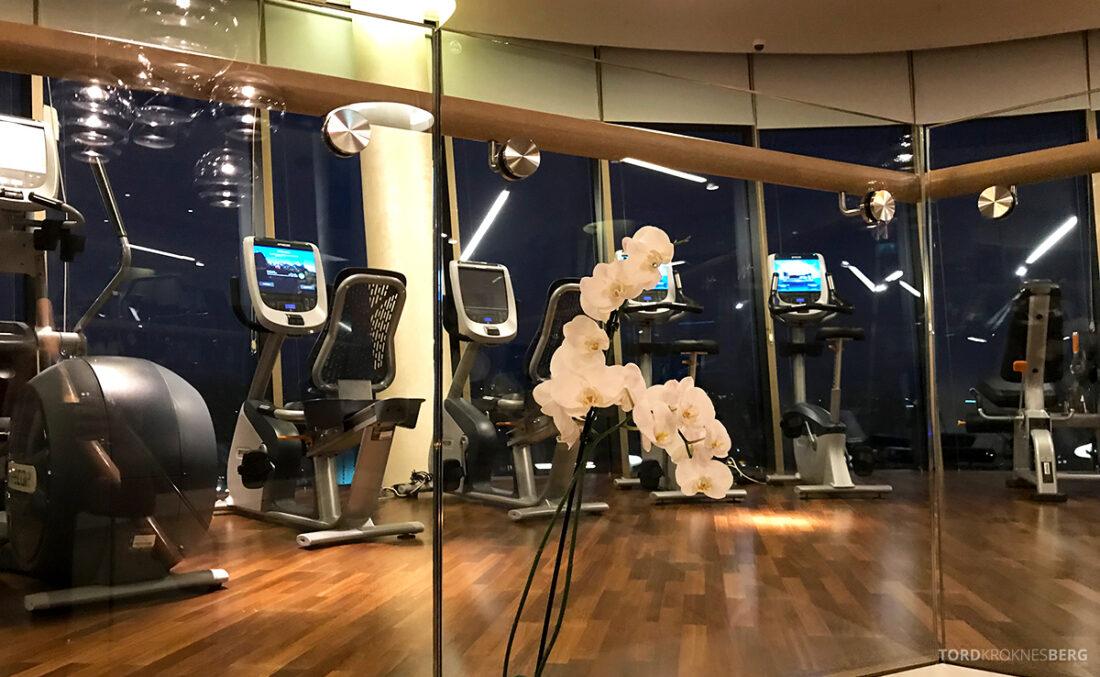 JW Marriott Absheron Hotel Baku gym