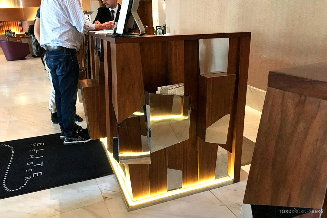 JW Marriott Absheron Hotel Baku Elite-innsjekk