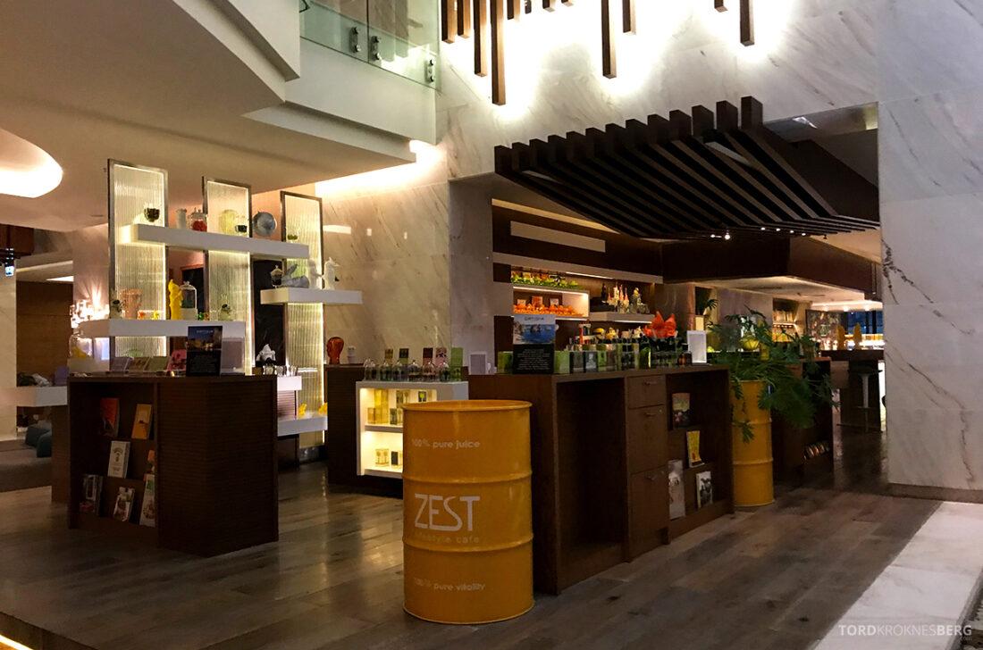 JW Marriott Absheron Hotel Baku butikk