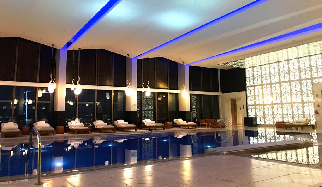 JW Marriott Absheron Hotel Baku basseng