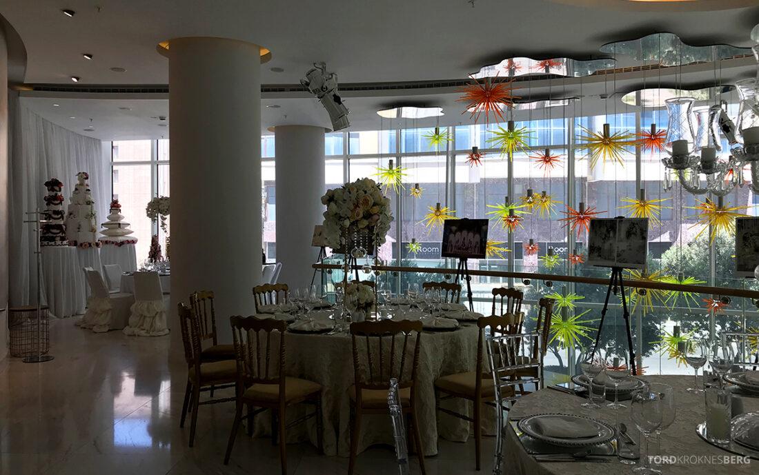 JW Marriott Absheron Hotel Baku bryllup