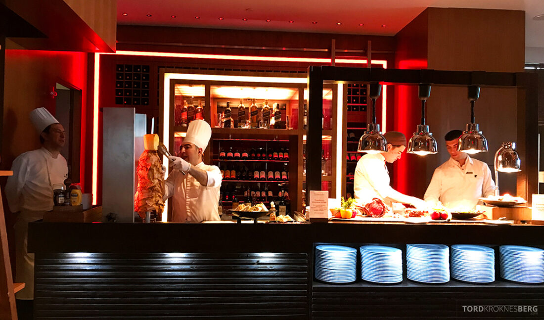 JW Marriott Absheron Hotel Baku kokker